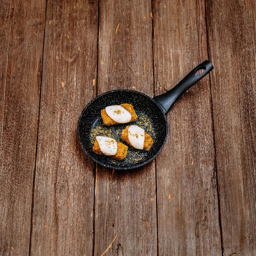 Kuřecí rolády s mozzarellou a pancettou
